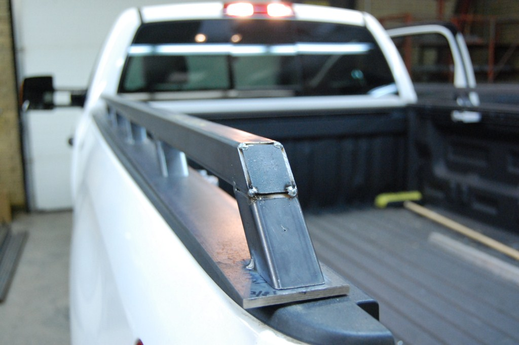 product truck sierra tops bed rails undercover flex